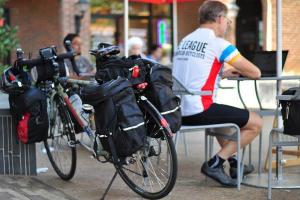 Bicycling translator